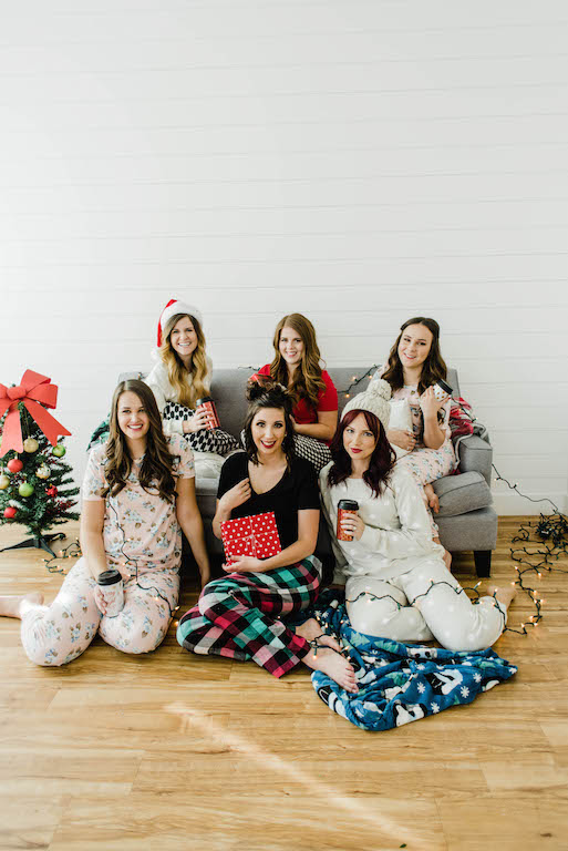 Christmas Pajama Party Ideas Part - 31: They Have The Cutest Pajamas That Are Perfect For All Year Long. You Can  Shop All The Pajamas Here. PAJAMA PARTY IDEAS:
