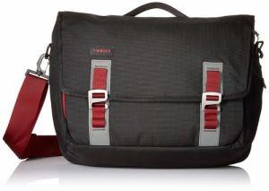 Best EDC Backpack - Timbuk2 Command Laptop Messenger Bag Red Devil