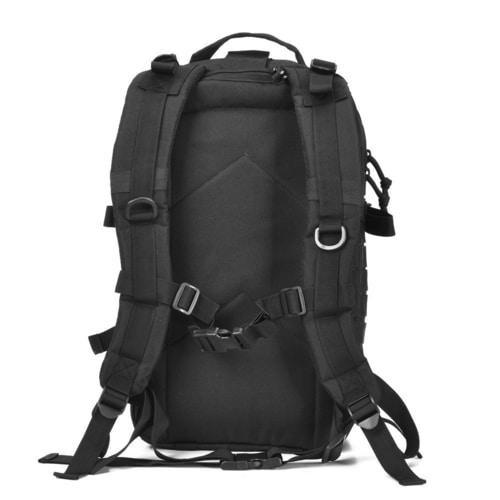 Best Survival Backpack - Straps