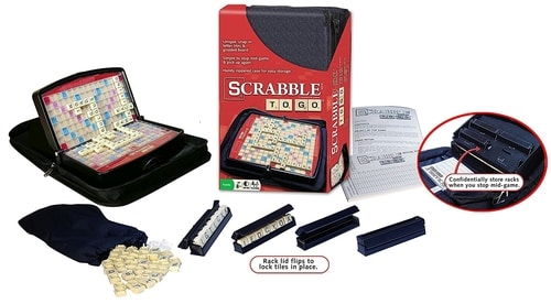 Kids Bug Out Bag - Scrabble To Go