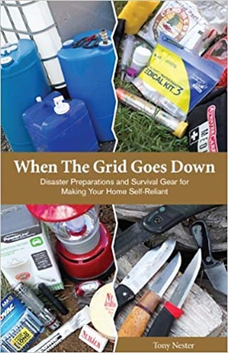 Best Prepper Tips - Disaster Preparations and Survival Gear Book