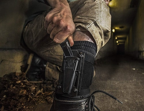 Gerber Ghost Fixed Boot Knife Holster