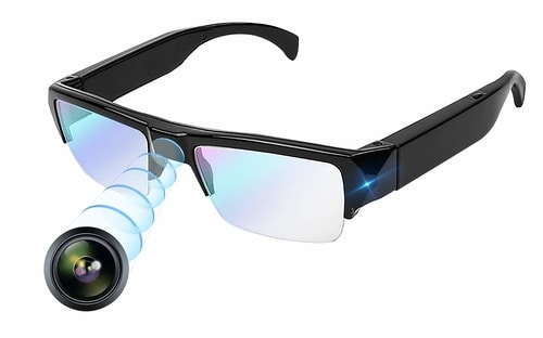 Real Spy Gadgets - Spy Camera Glasses