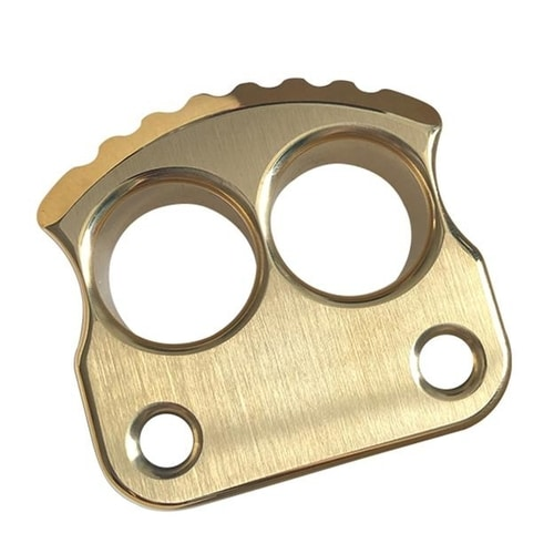 Useful EDC Essential Gadgets - Brass Knuckles