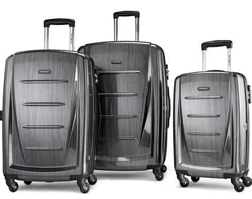 Best Inexpensive: Luggage