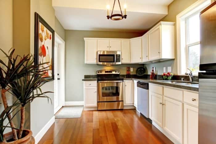 How To Clean Gunk And Grime From Kitchen Cabinets