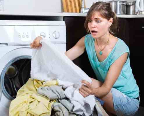 Help! My White Laundry is Coming Out Dingy Gray