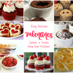 Super Quick and Easy Valentine Sweets and Treats