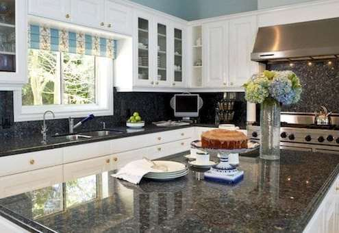 painted-white-kitchen-cabinets-oak-cabinet-in-country-style-design-combined-white-rectangle-top-dining-table-cool-apron-sink-design-ideas-neutral-paint-color-for-