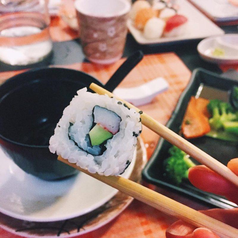 Sushi-day #ilovesushi #zen #insushiwetrust