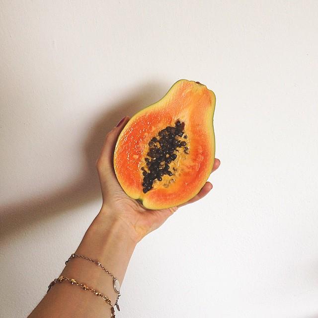Say #papaya