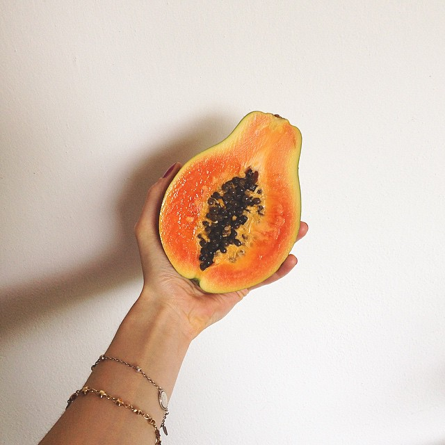 Say #papaya