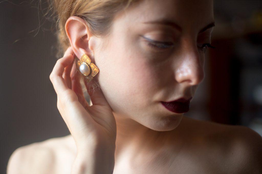 orecchini-vintage-chanel-5