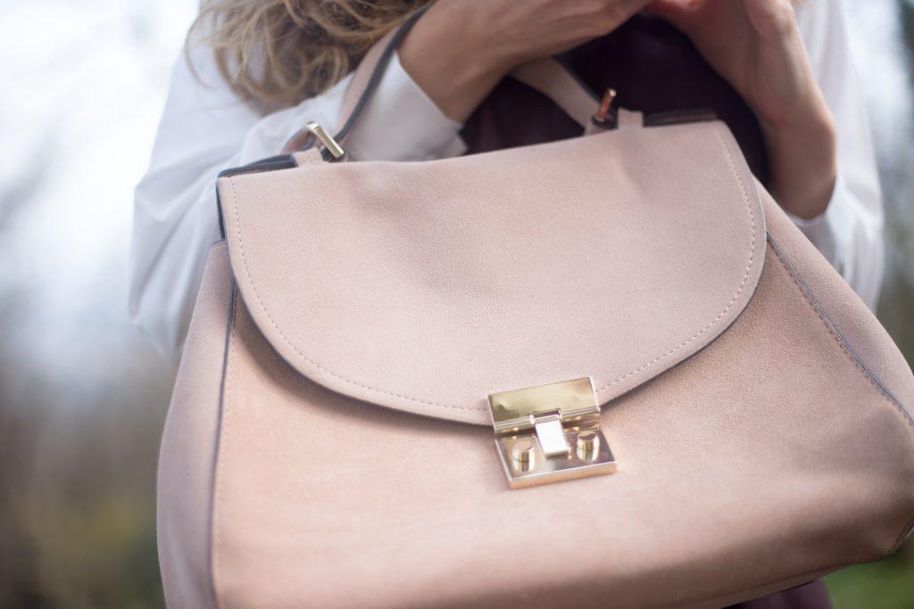 leather midi dress-2