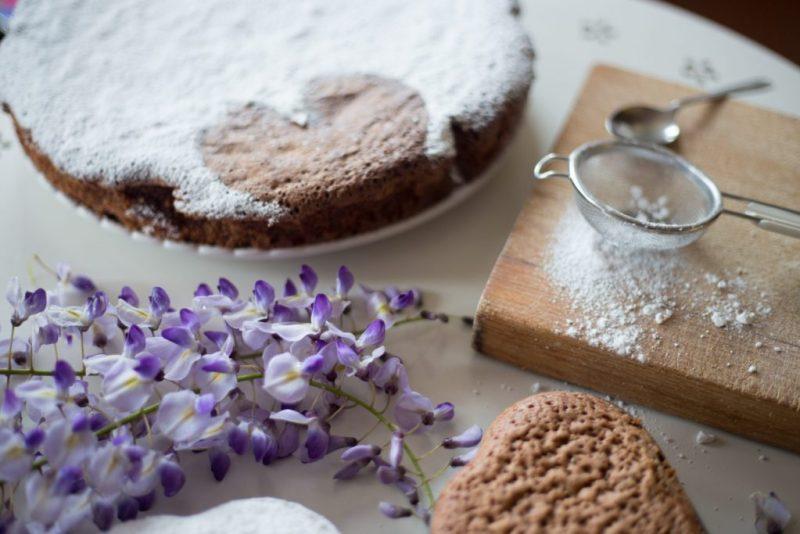 torta al cioccolato senza burro-2