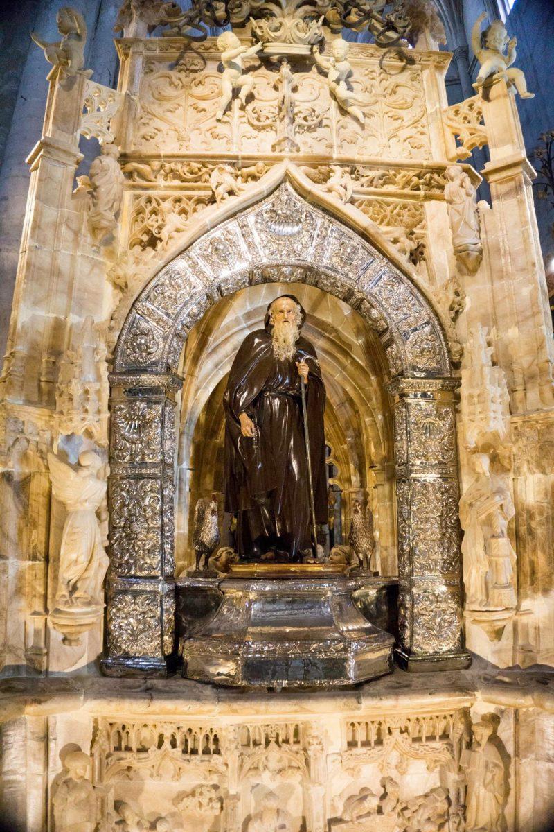 chiesa santo domingo de la calzada