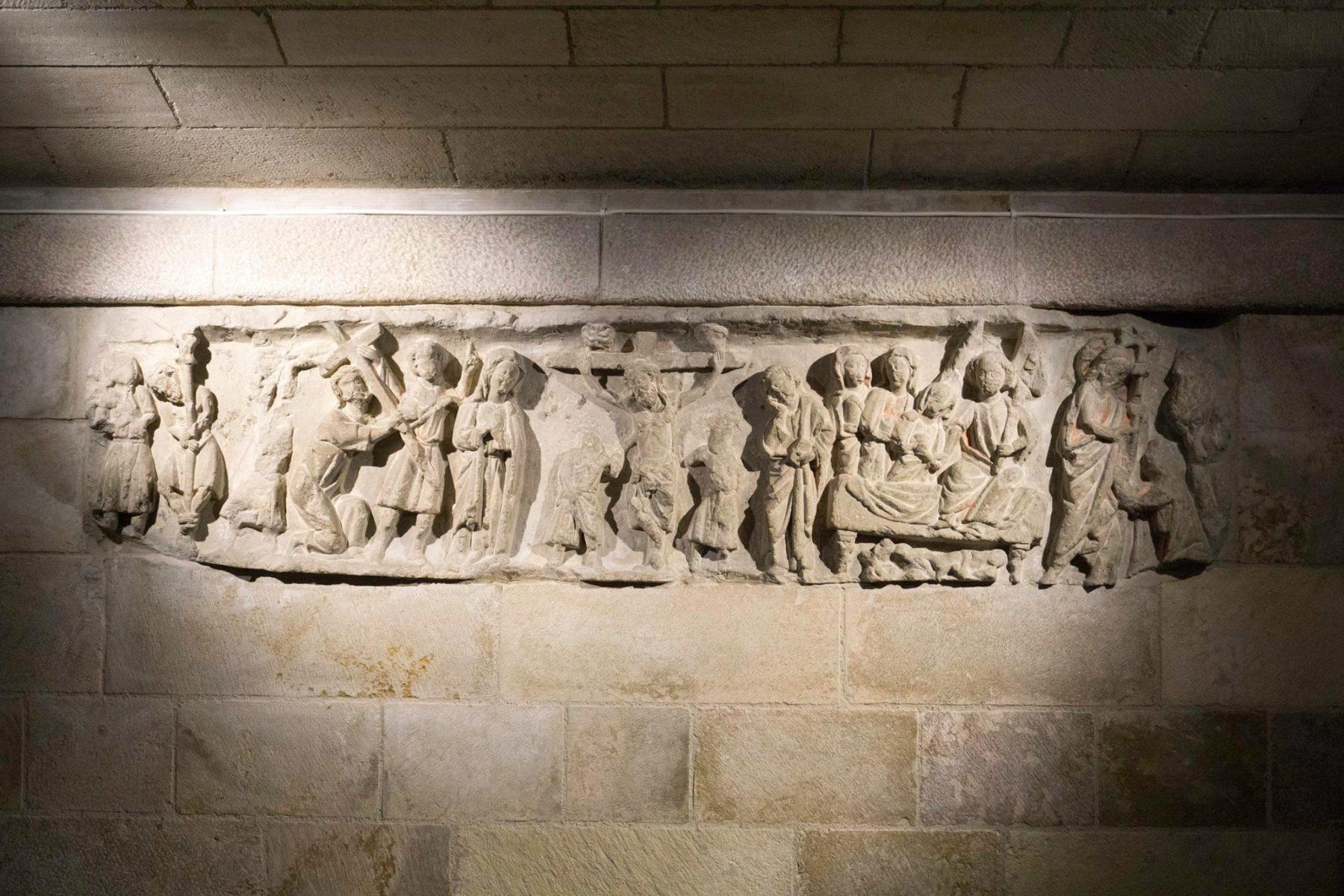 cripta santo domingo de la calzada