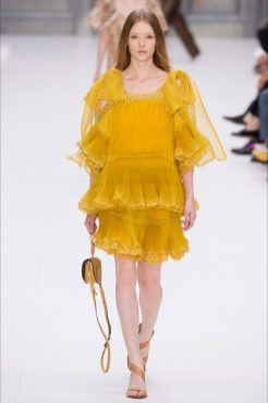 primrose Yellow Chloe