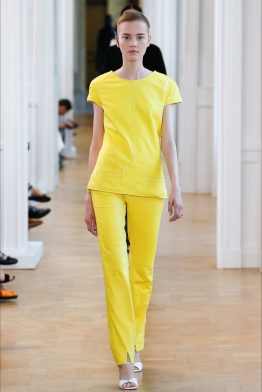 primrose yellow courreges
