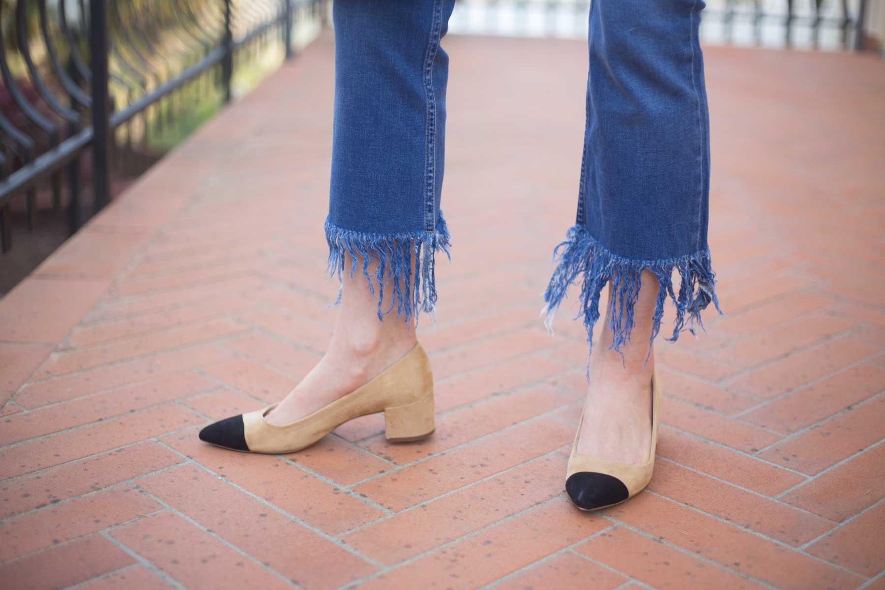 scarpe modello chanel low cost