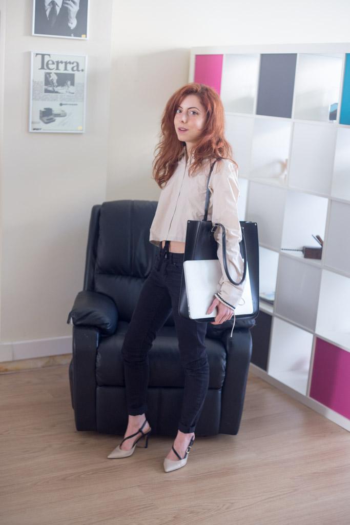 come vestirsi in ufficio