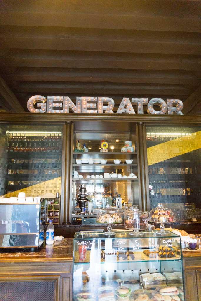 generator venice soggiorno a venezia