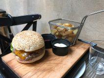 hamburger la cocotte