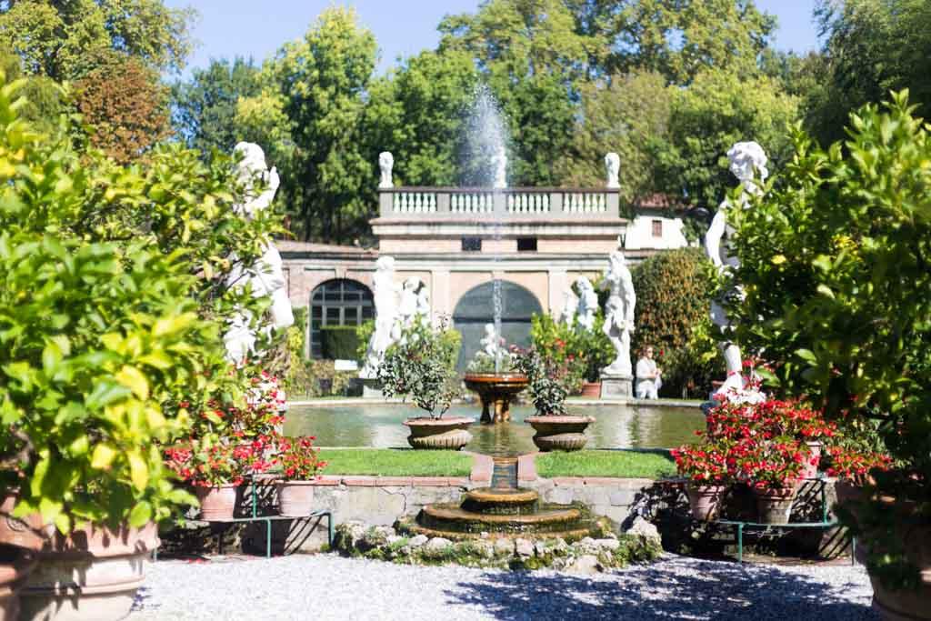 palazzo pfanner di Lucca
