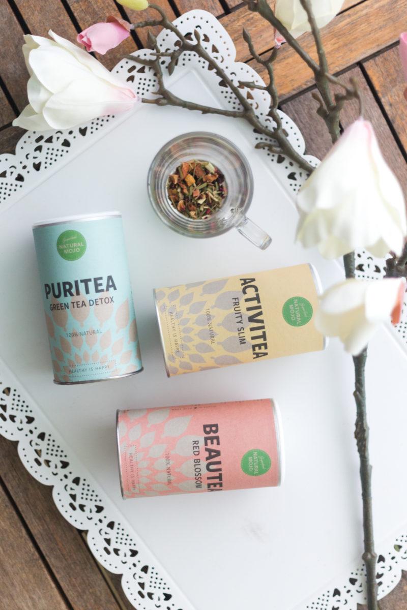 natural mojo happy tea