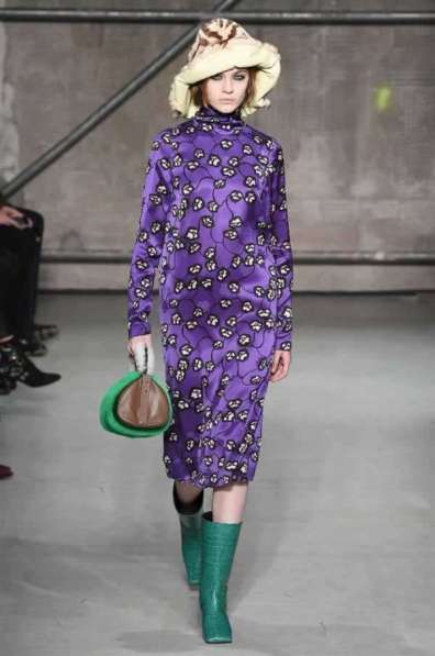 Ultra violet fashion 2018