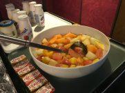 colazione macedonia idol hotel parigi
