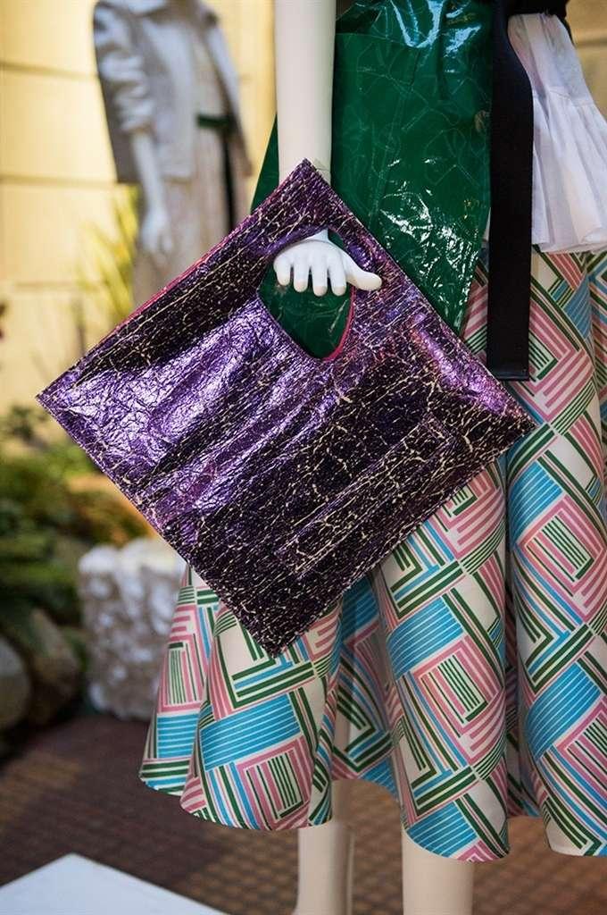 ultra violet borsa shopper