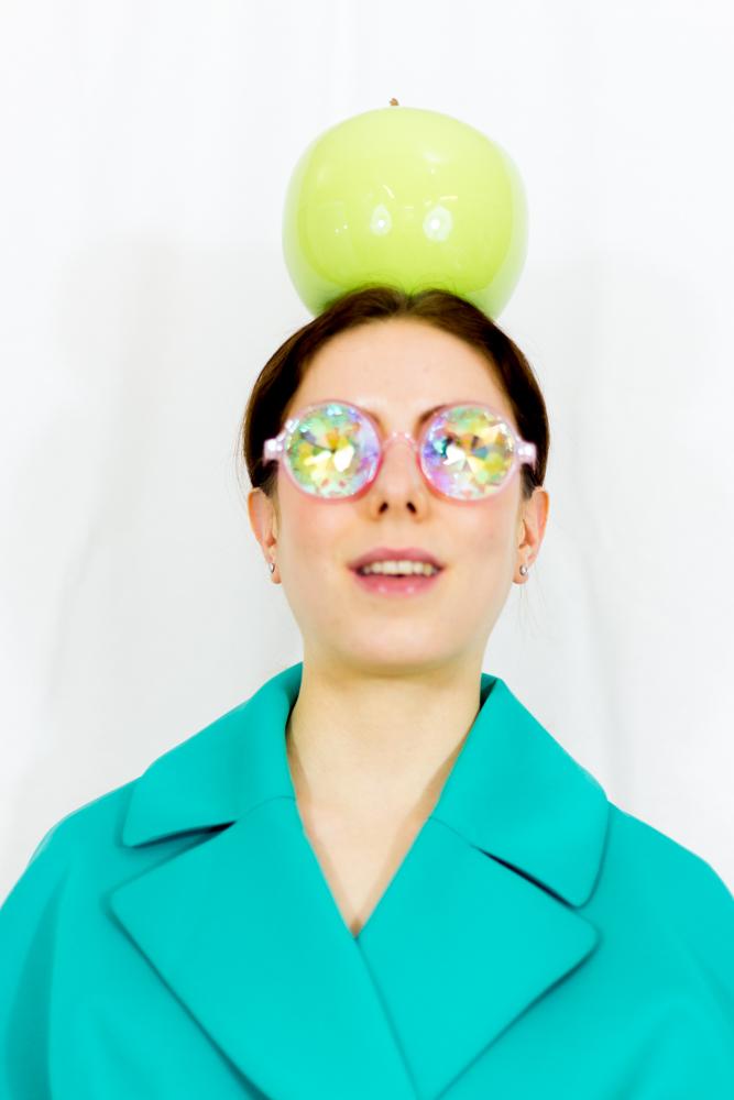 occhiali psichedelici