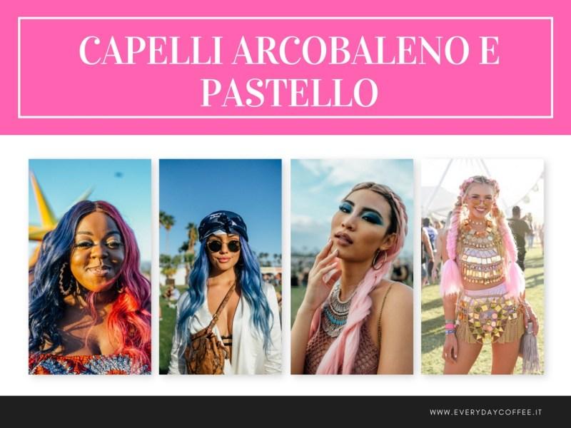 Coachella 2018 capelli