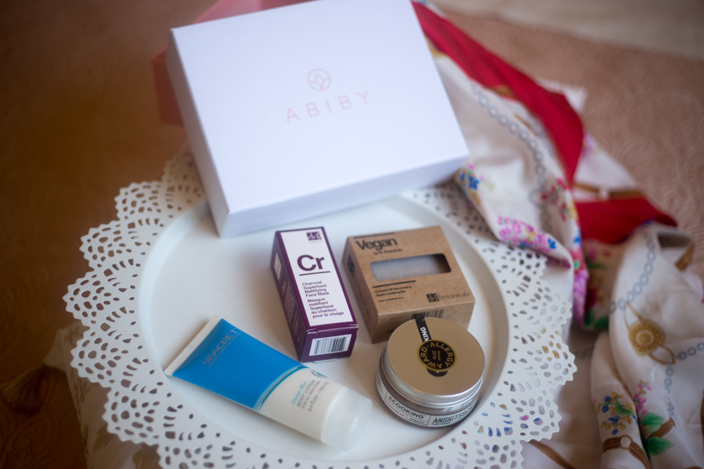 beauty box abiby unboxing