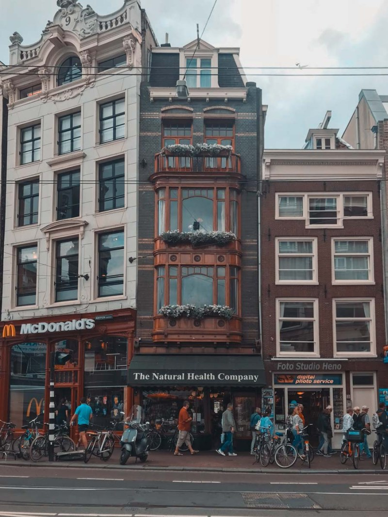 AMSTERDAM negozi e coffee shop
