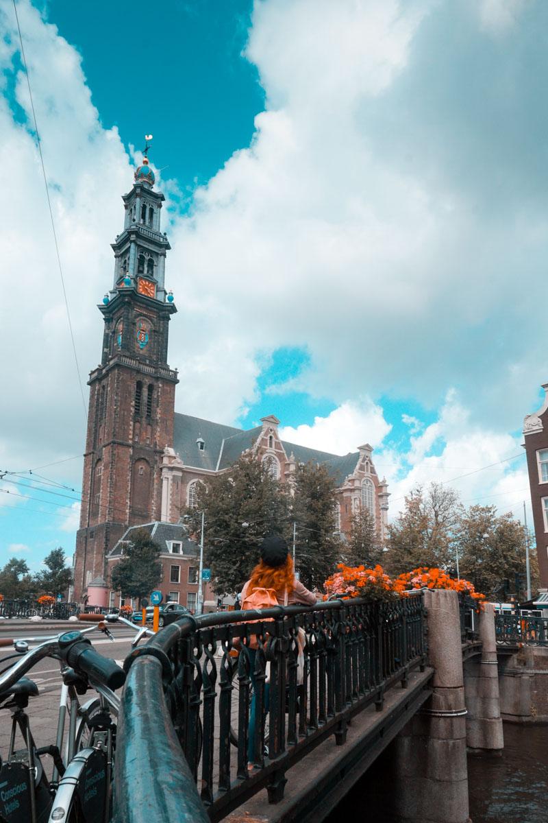 westerkerk prinsengraacht amsterdam