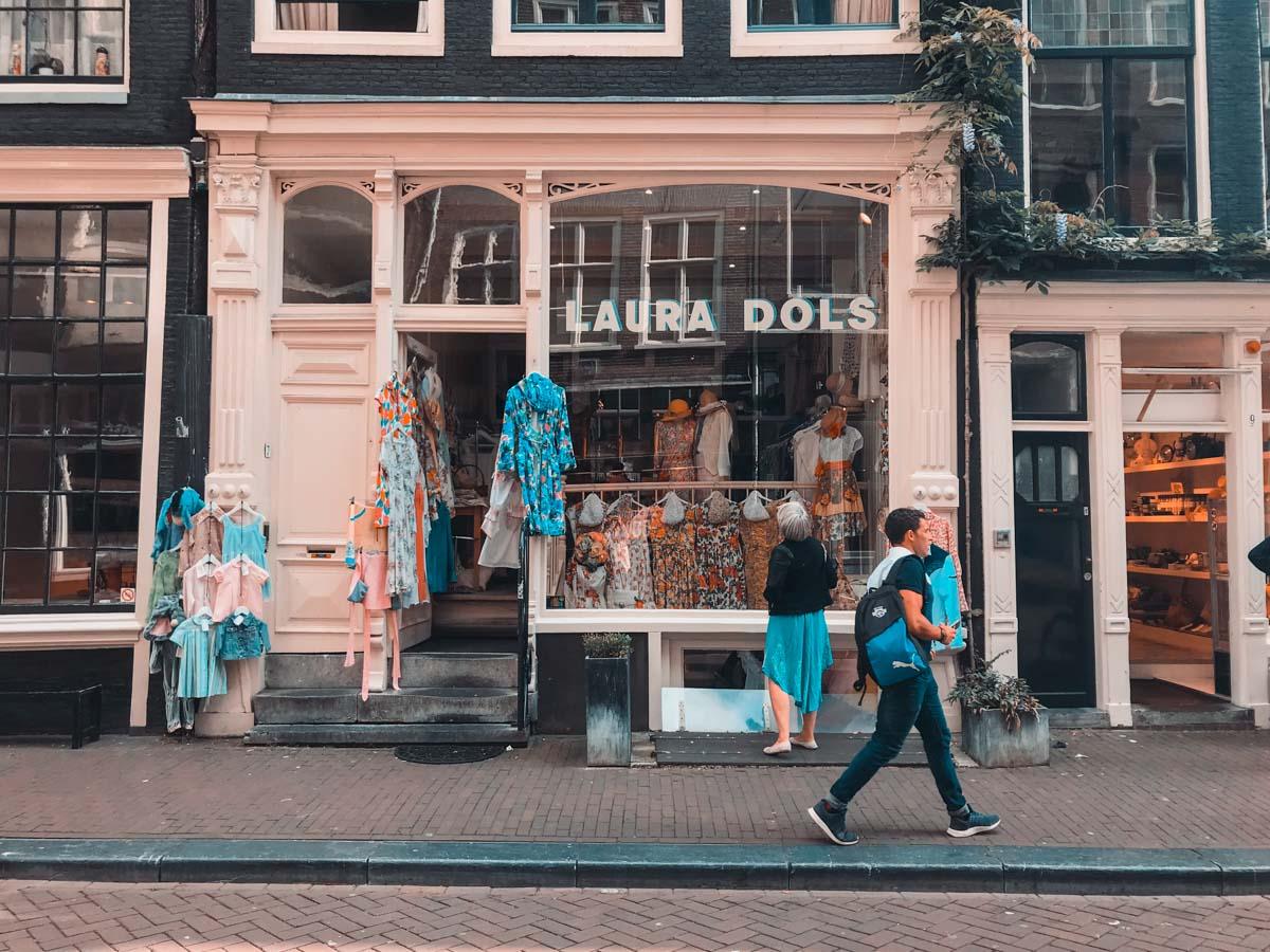 laura dols vintage store amsterdam