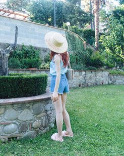 summer lookbook 2018 outfit con shorts