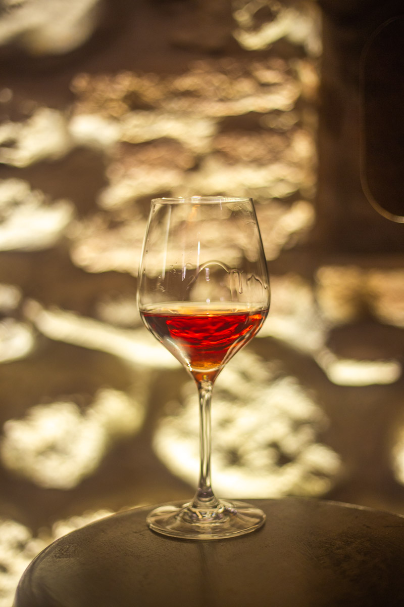 vino rosè betti