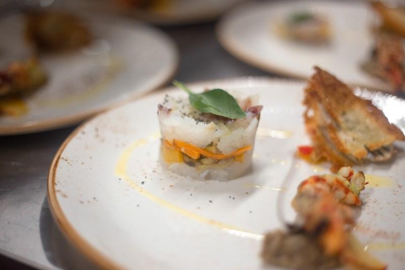 ristorante stilnovo antipasto baccalà