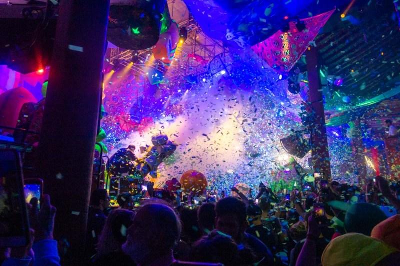 amnesia closing party elrow 2018