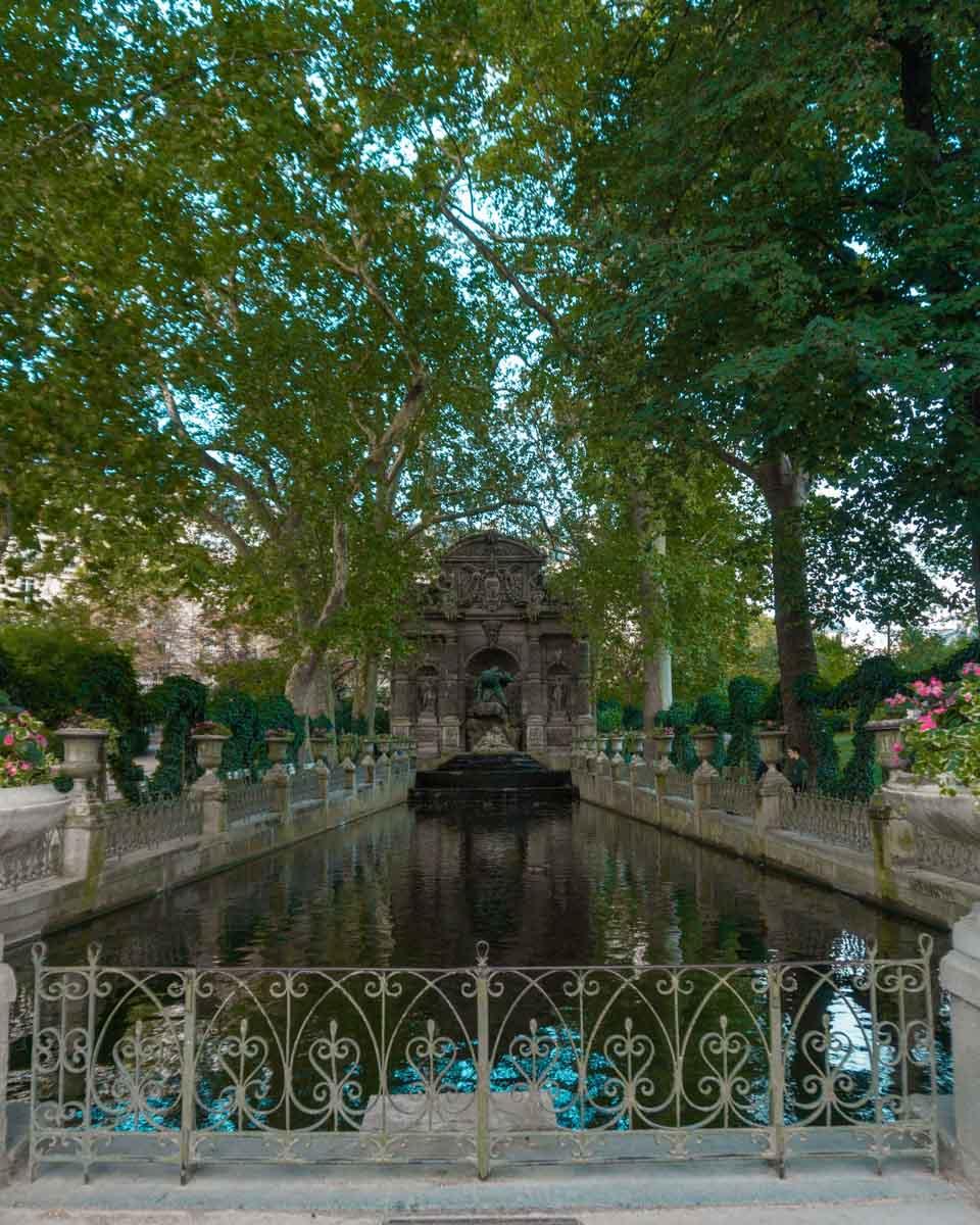 giardini di lussemburgo