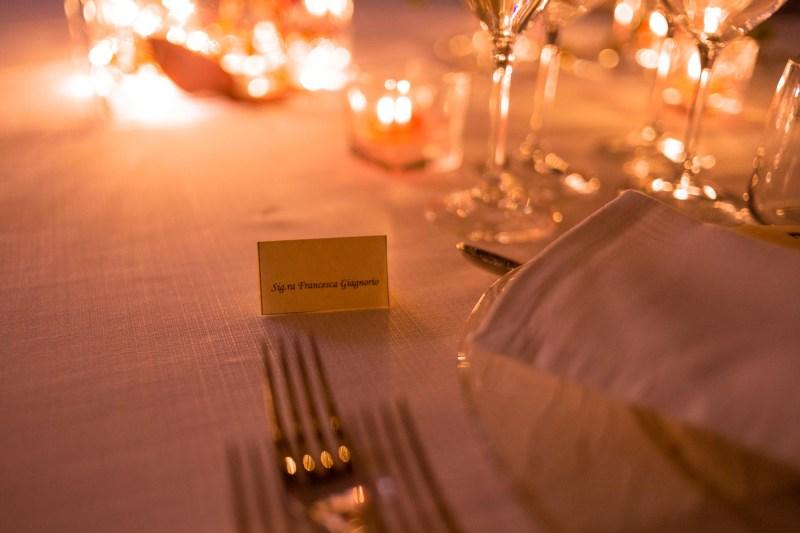 francesca giagnorio cena di gala
