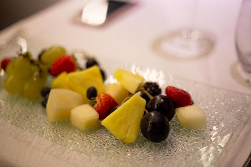 Valle di Assisi Hotel Spa & Golf frutta fresca