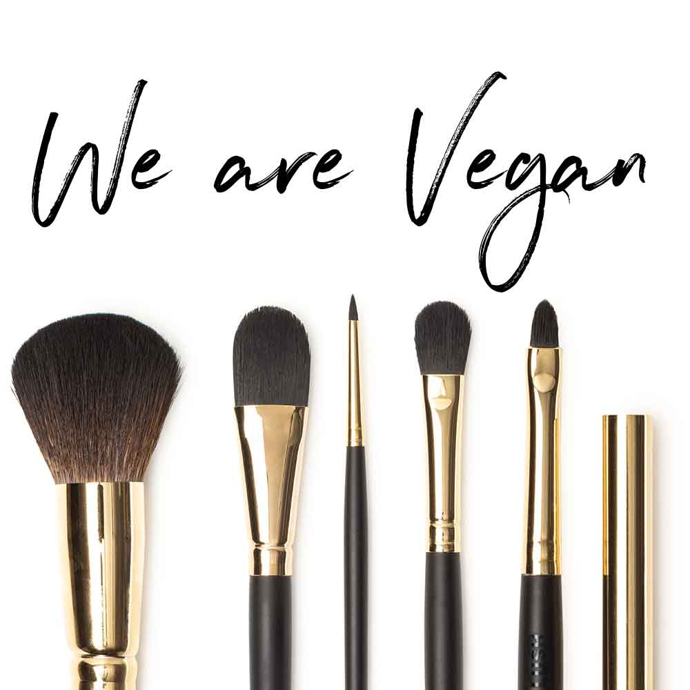 pennelli make up vegani
