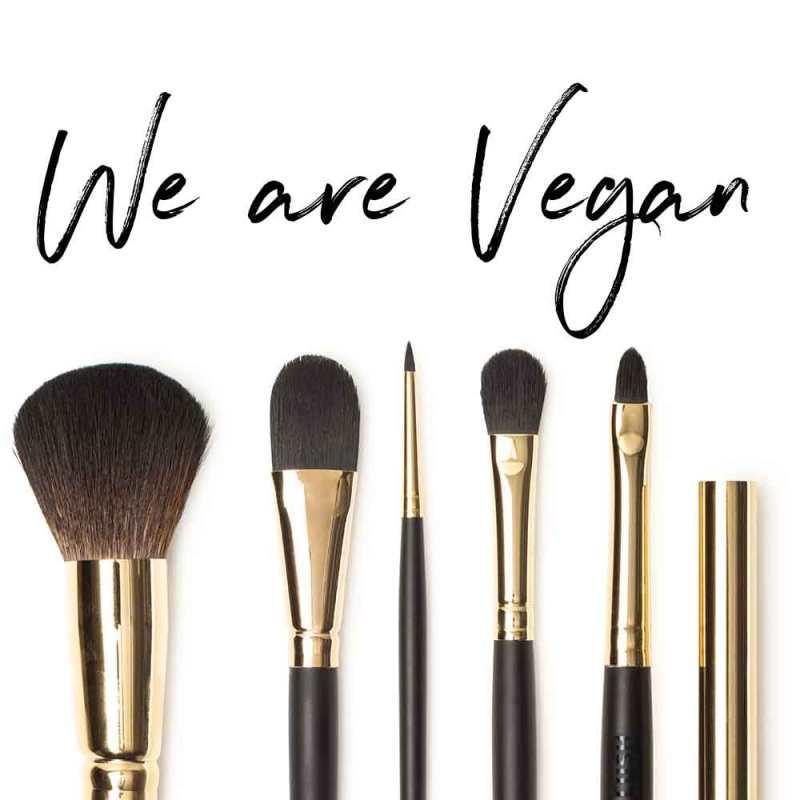 pennelli make up vegani
