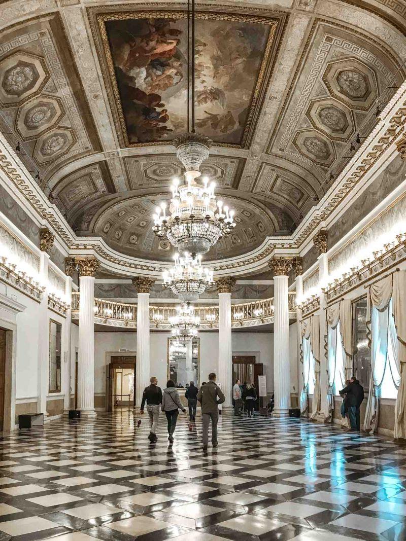 museo correr, i musei di piazza san marco
