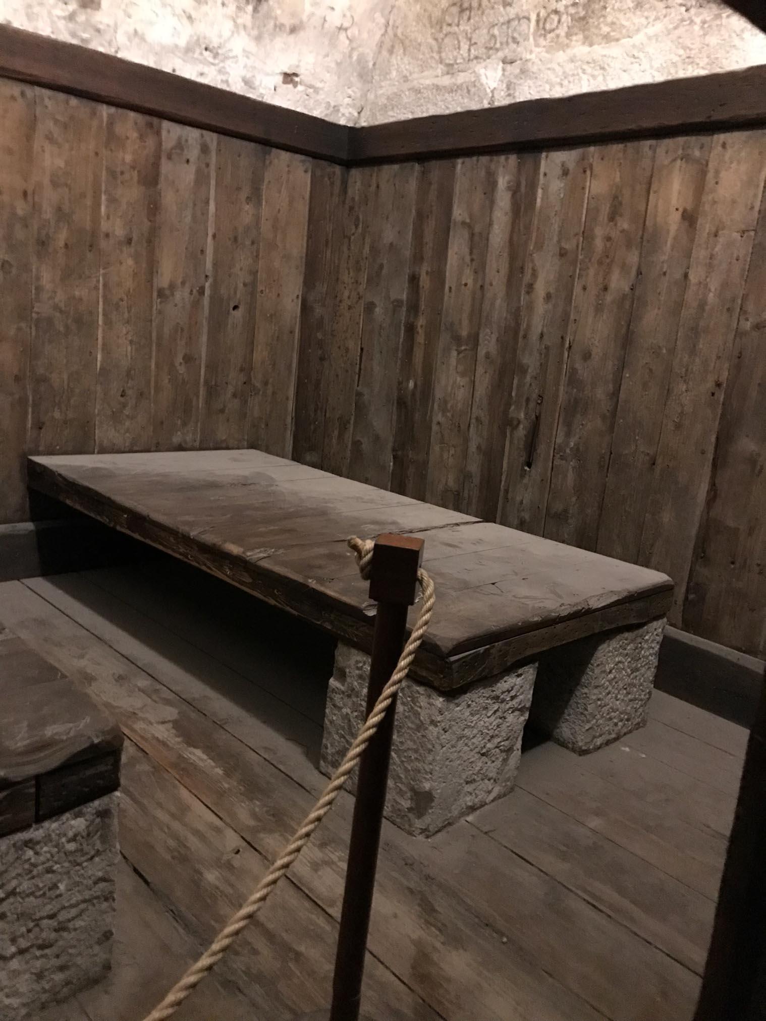 prigioni palazzo ducale