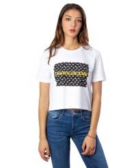 t shirt con logo